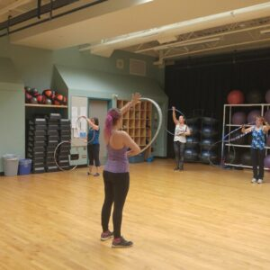Hoop Classes Vancouver Okanagan