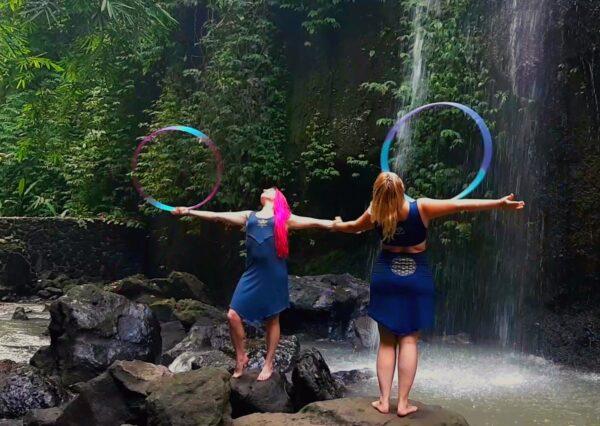 Hula Hoop Dance Dresses
