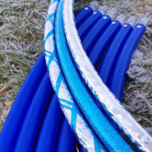 Different Types Hula Hoop Tubing