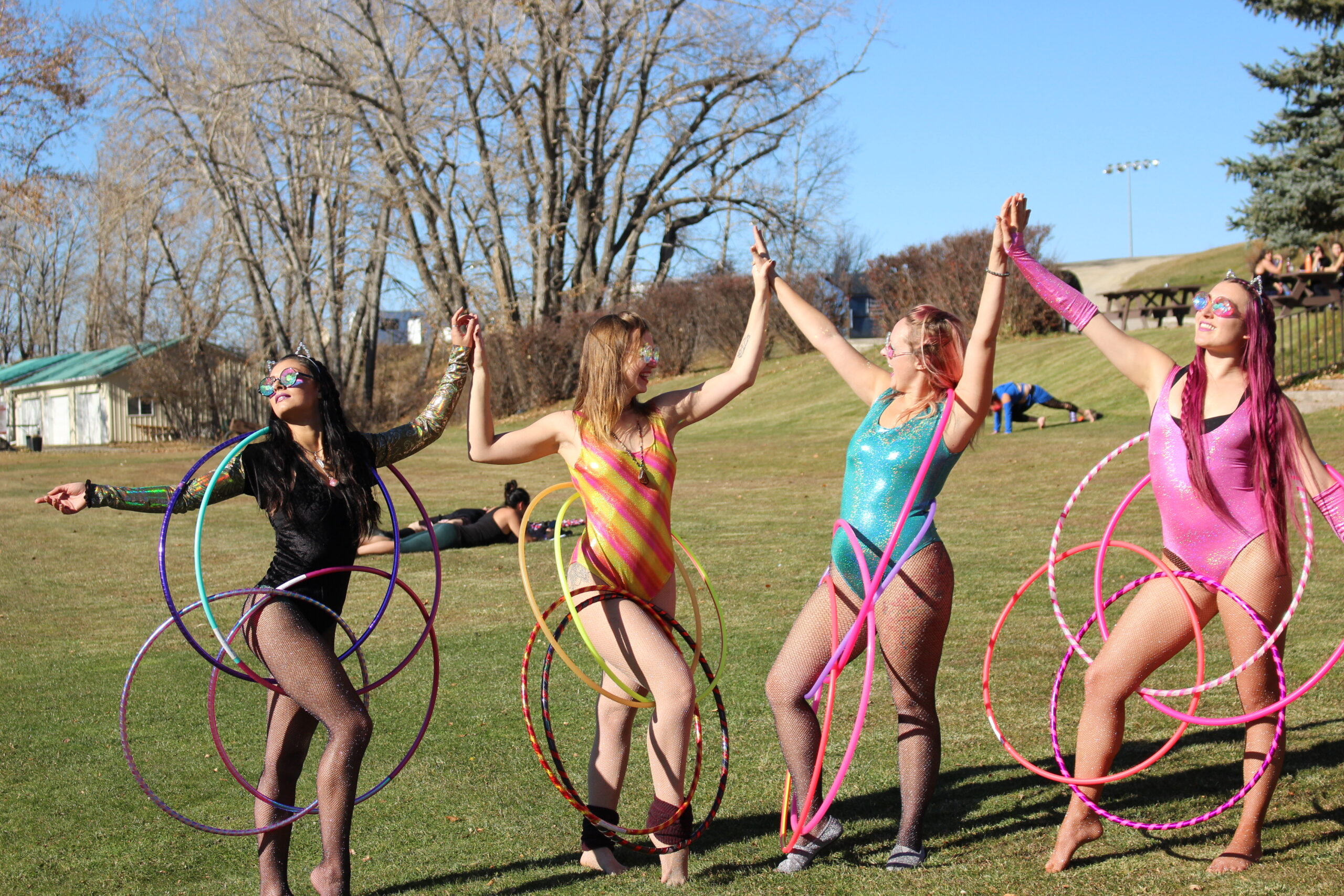 Hula Hoop Teacher Training