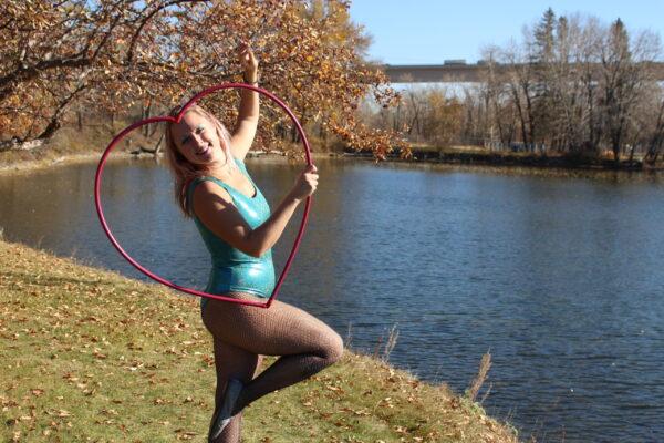 Hula Hoop Instructor