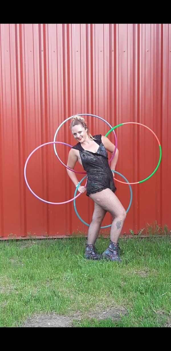 Learn Double Hooping Vancouver