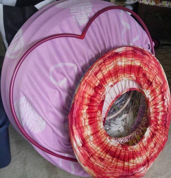 Hula Hoop Bag Accessories Ba