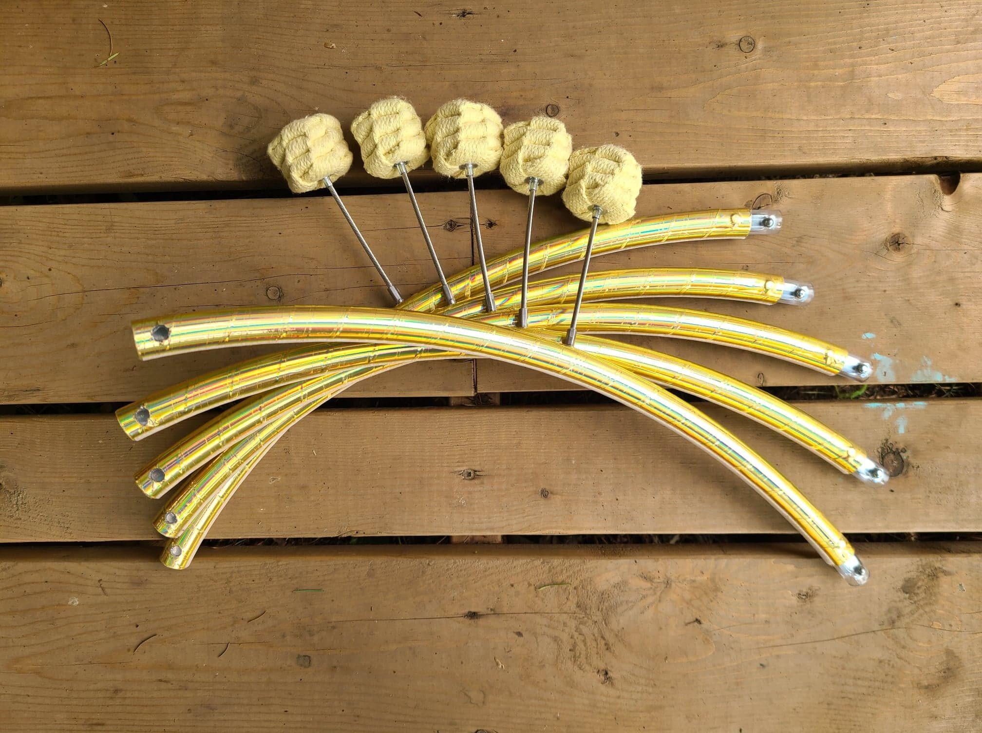 synergy fire hula hoop
